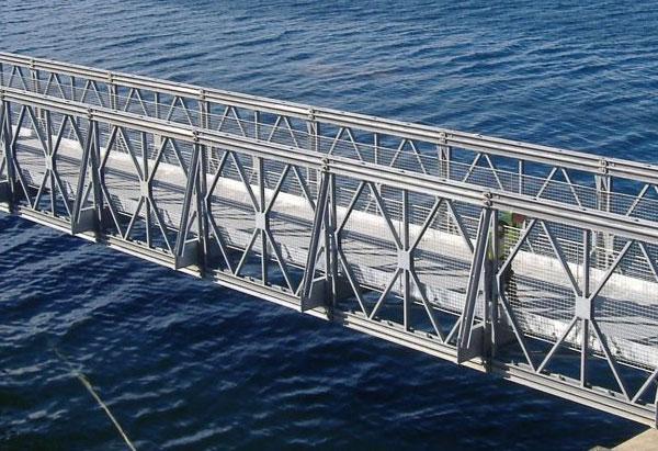 贝雷钢桥是怎样得到快速发展的